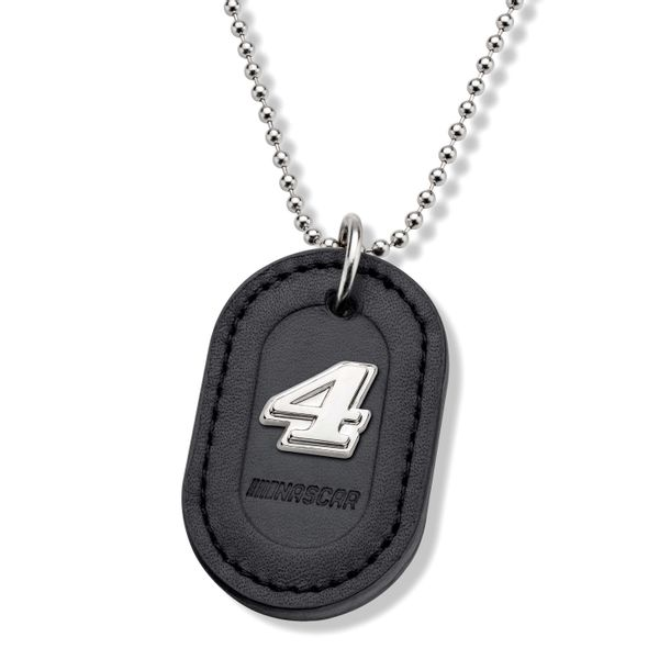 Kevin Harvick #4 Dog Tag with Chain
