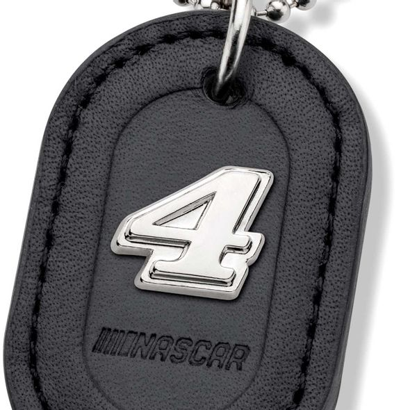 Kevin Harvick #4 Dog Tag with Chain - Image 2