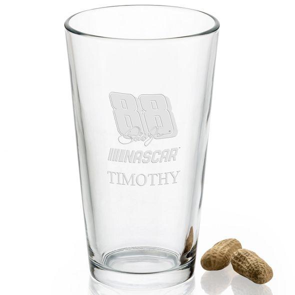 Dale Earnhardt Jr. Pint Glass - Image 2
