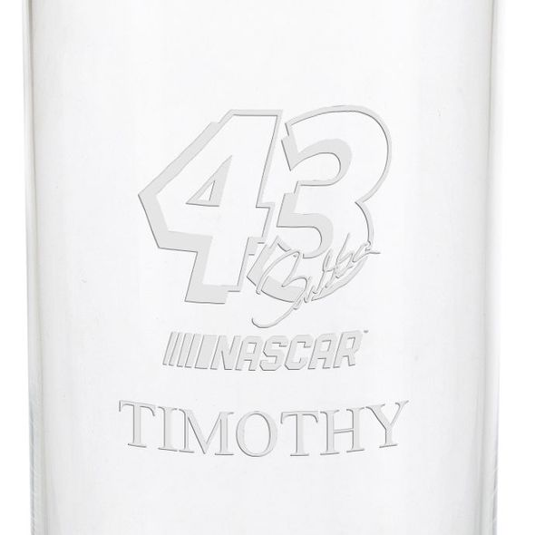 Bubba Wallace Iced Beverage Glass - Image 3