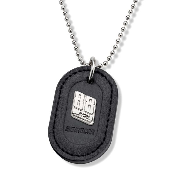 Dale Earnhardt Jr. #88 Dog Tag with Chain
