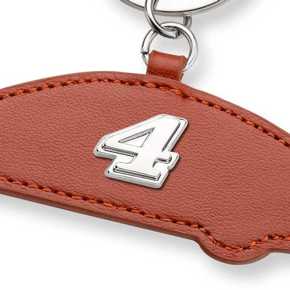Kevin Harvick Leather Card Holder and Key Ring - Image 2