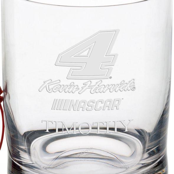 Kevin Harvick Glass Tumbler - Image 3