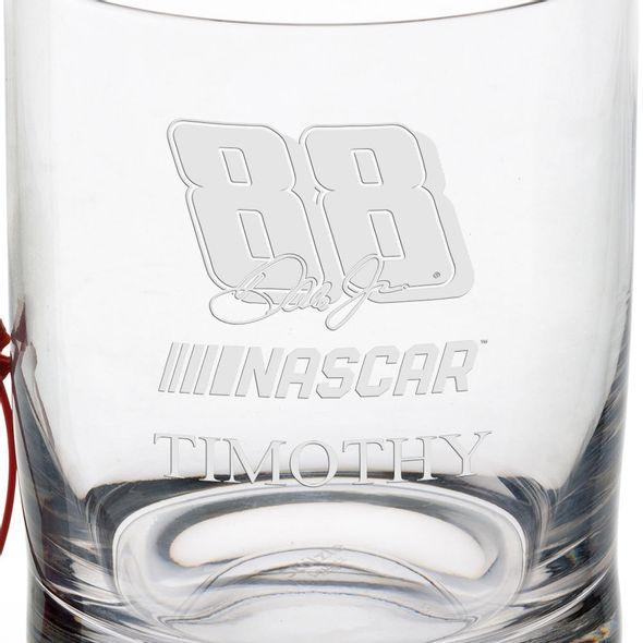 Dale Earnhardt Jr. Glass Tumbler - Image 3