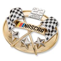 Joey Logano Brooch Pin with #22