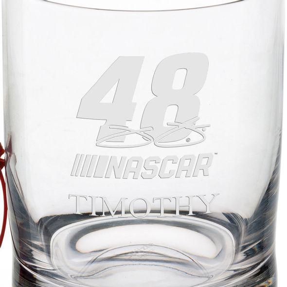 Jimmie Johnson Glass Tumbler - Image 3