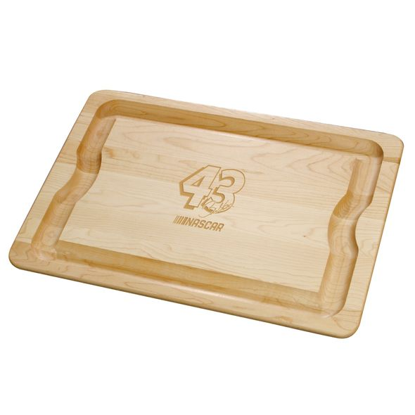 Bubba Wallace Maple Cutting Board