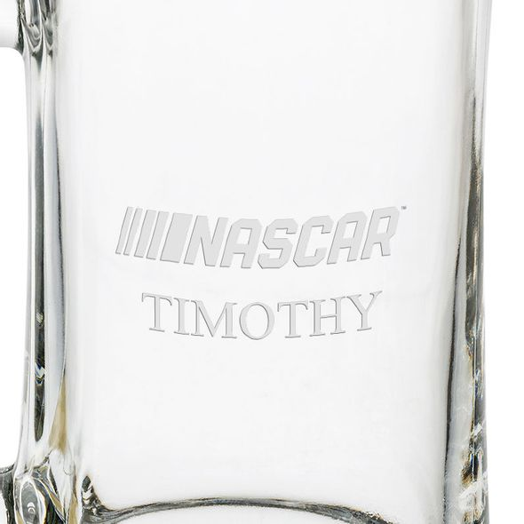 NASCAR 25 oz Beer Mug - Image 3