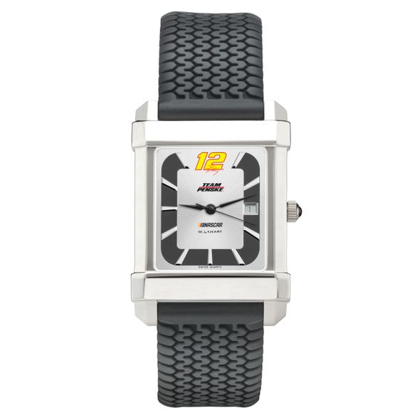 Ryan Blaney #12 Speedway Watch with Rubber Strap - Image 2
