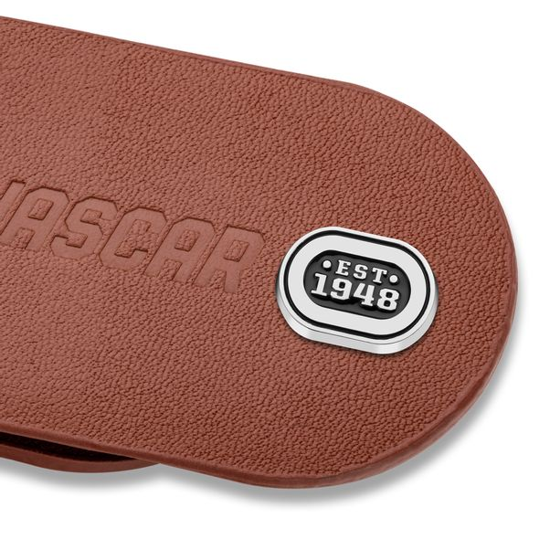 NASCAR Leather Money Clip - Image 2