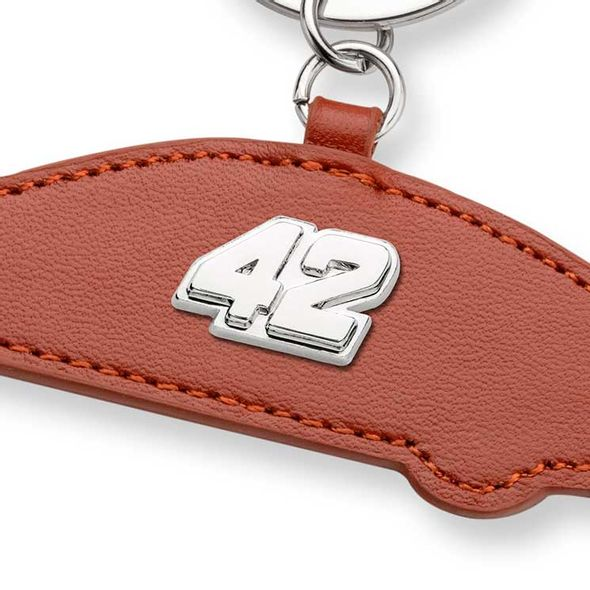 Kyle Larson Leather Card Holder and Key Ring - Image 2