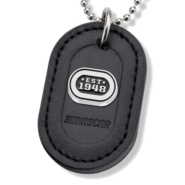 NASCAR Dog Tag with Chain - Image 2
