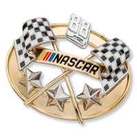 Dale Earnhardt Jr. Brooch Pin with #88