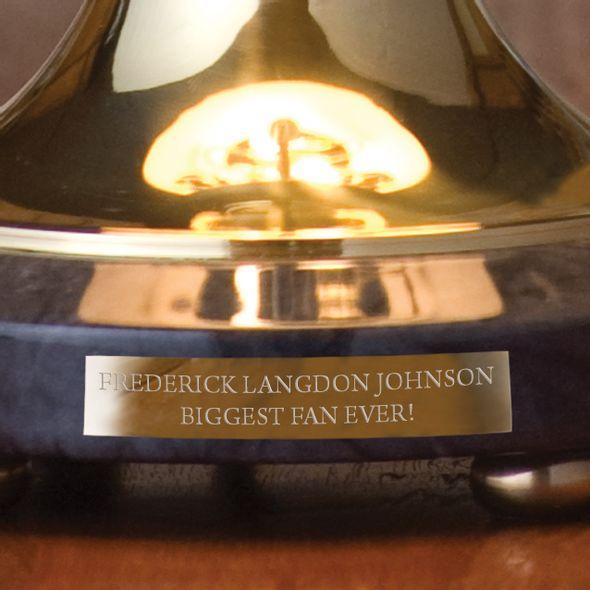 NASCAR Brass & Marble Lamp - Image 3