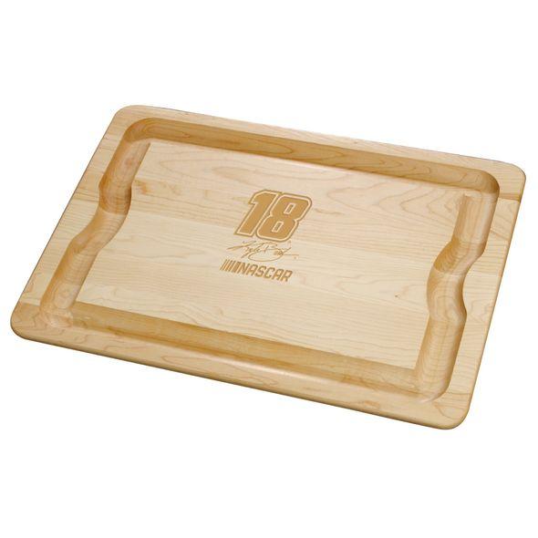 Kyle Busch Maple Cutting Board