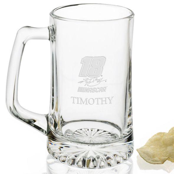 Kyle Busch 25 oz Beer Mug - Image 2