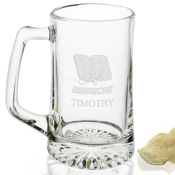 Dale Earnhardt Jr. 25 oz Beer Mug - Image 2