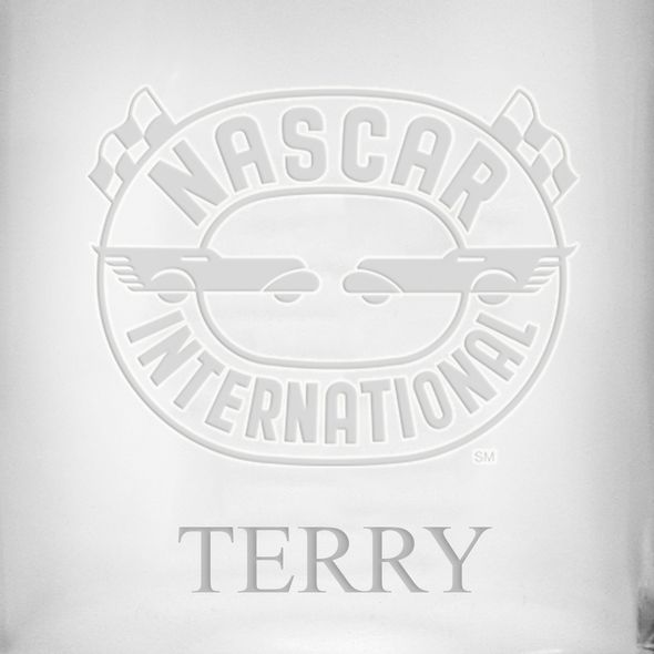 NASCAR International Glass Tumbler - Image 3