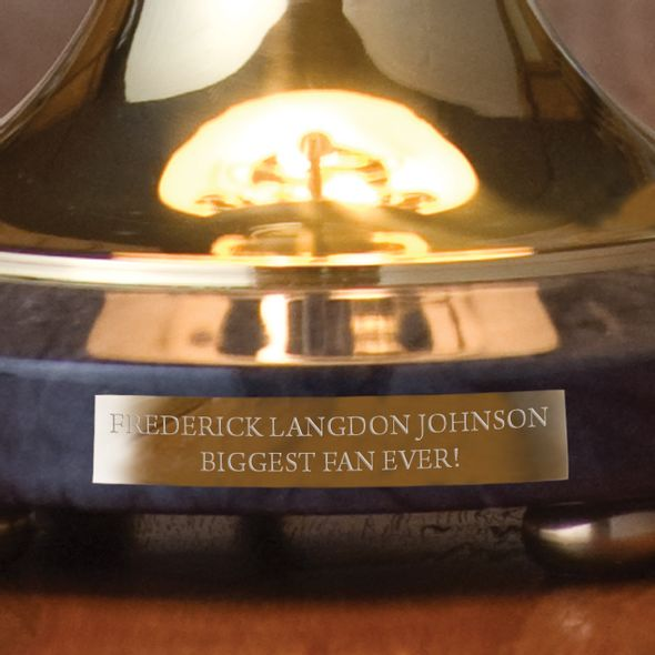 Jimmie Johnson Lamp in Brass & Marble - Image 3