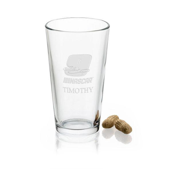 Chase Elliott Pint Glass