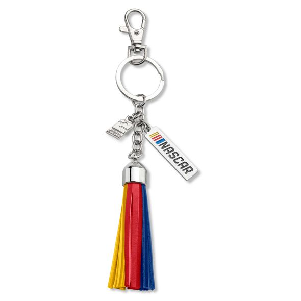 Brad Keselowski #2 Tassel Key Fob