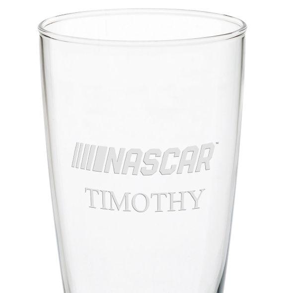 NASCAR 20oz Pilsner Glass - Image 3