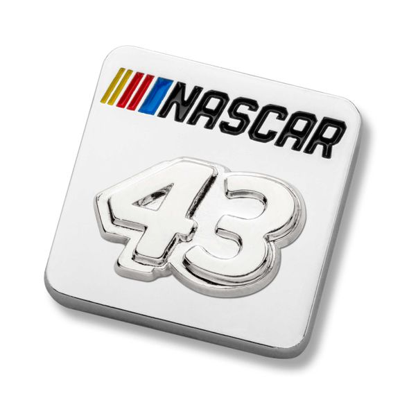 Bubba Wallace #43 Collector's Pin - Image 1