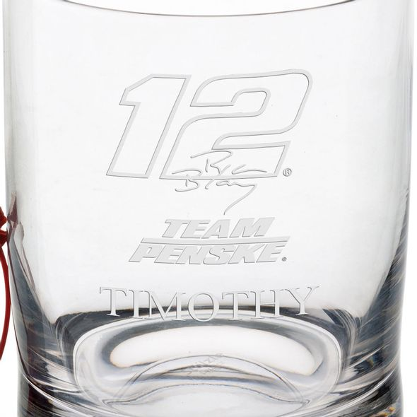 Ryan Blaney Glass Tumbler - Image 3