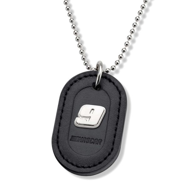Chase Elliott #9 Dog Tag with Chain