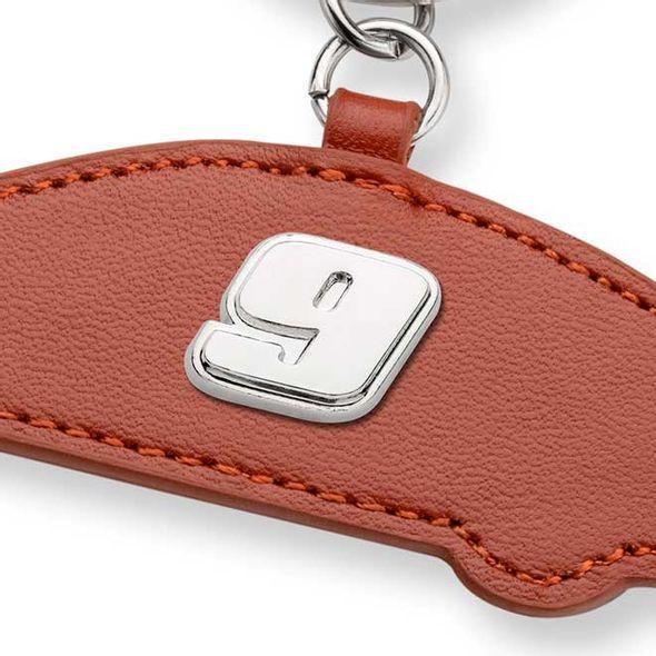 Chase Elliott Leather Card Holder and Key Ring - Image 2
