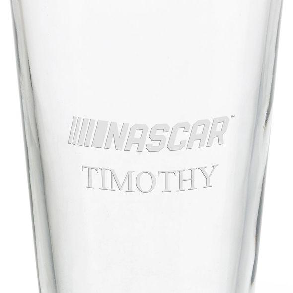 NASCAR Pint Glass - Image 3