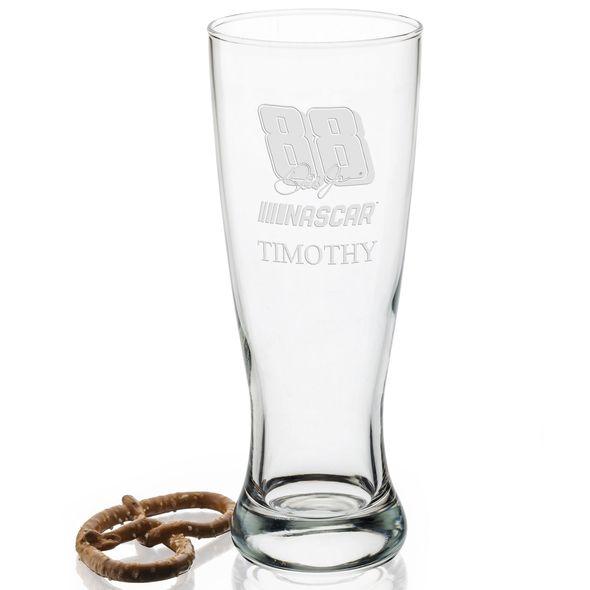 Dale Earnhardt Jr. 20 oz Pilsner Glass - Image 2