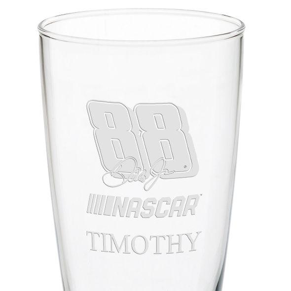 Dale Earnhardt Jr. 20 oz Pilsner Glass - Image 3