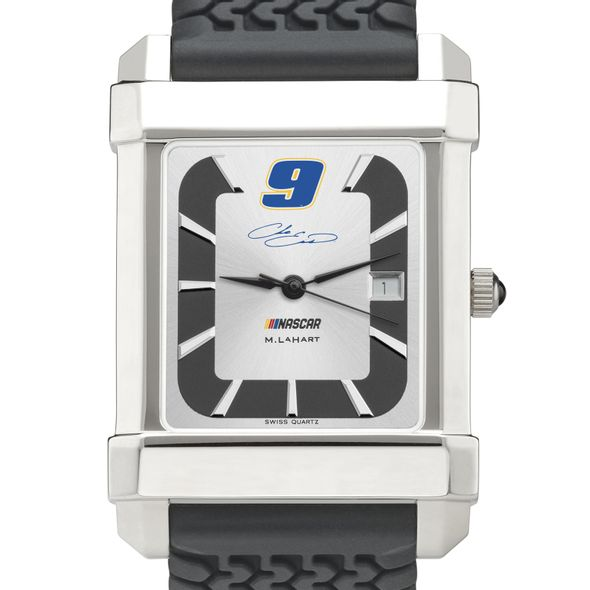 Chase Elliott #9 Speedway Watch with Rubber Strap