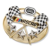 NASCAR Brooch Pin with EST. 1948