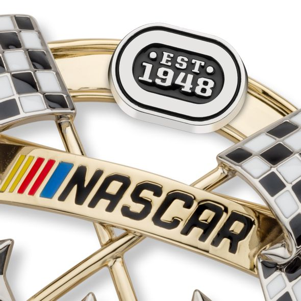 NASCAR Brooch Pin with EST. 1948 - Image 2