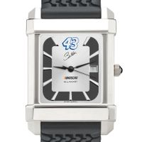 Bubba Wallace #43 Speedway Watch with Rubber Strap