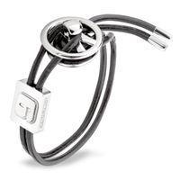 Chase Elliott #9 Leather Cord Bracelet with Steering Wheel