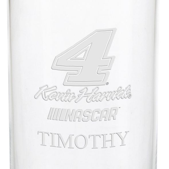 Kevin Harvick Iced Beverage Glass - Image 3