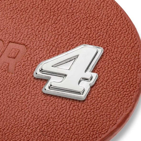 Kevin Harvick #4 Leather Money Clip - Image 2