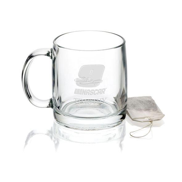 Chase Elliott Glass Coffee Mug