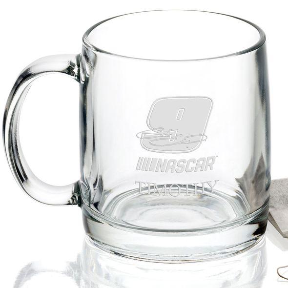 Chase Elliott Glass Coffee Mug - Image 2