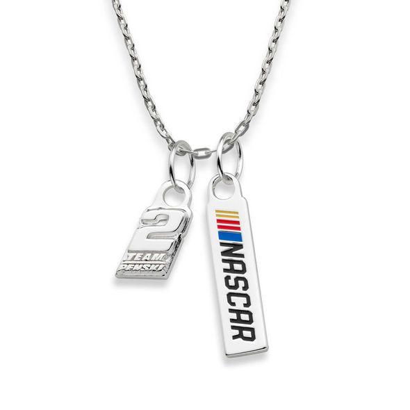 Brad Keselowski Pendant on Chain - Image 2