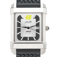 Jimmie Johnson #48 Speedway Watch with Rubber Strap