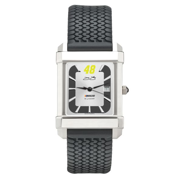 Jimmie Johnson #48 Speedway Watch with Rubber Strap - Image 2