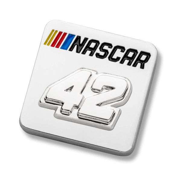 Kyle Larson #42 Collector's Pin