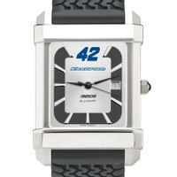 Kyle Larson #42 Speedway Watch with Rubber Strap