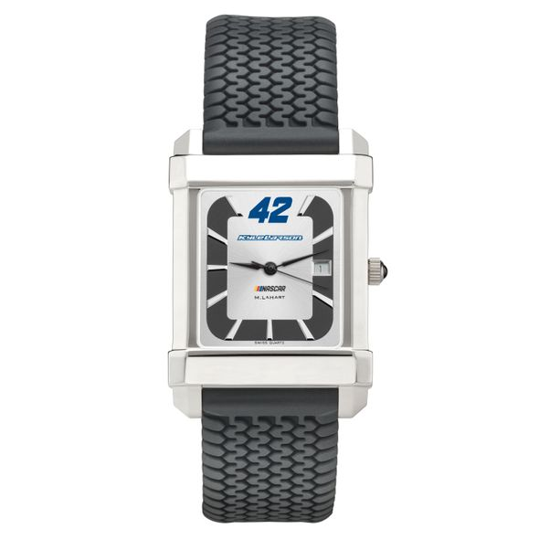Kyle Larson #42 Speedway Watch with Rubber Strap - Image 2