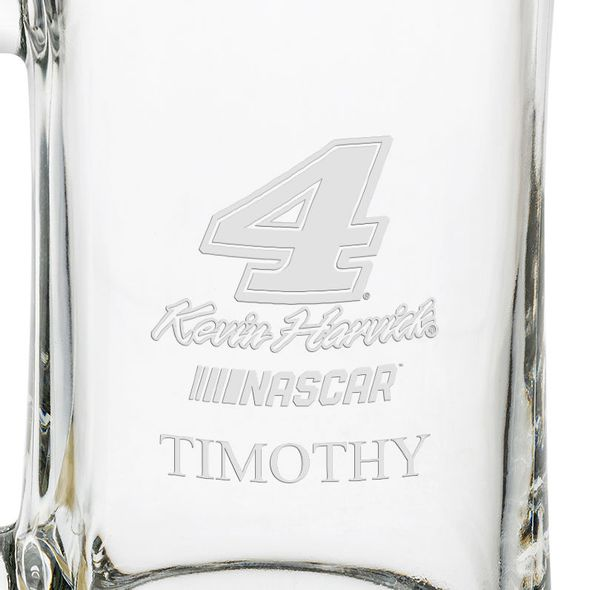 Kevin Harvick 25 oz Beer Mug - Image 3