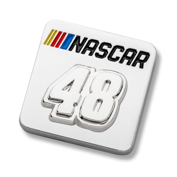Jimmie Johnson #48 Collector's Pin - Image 1